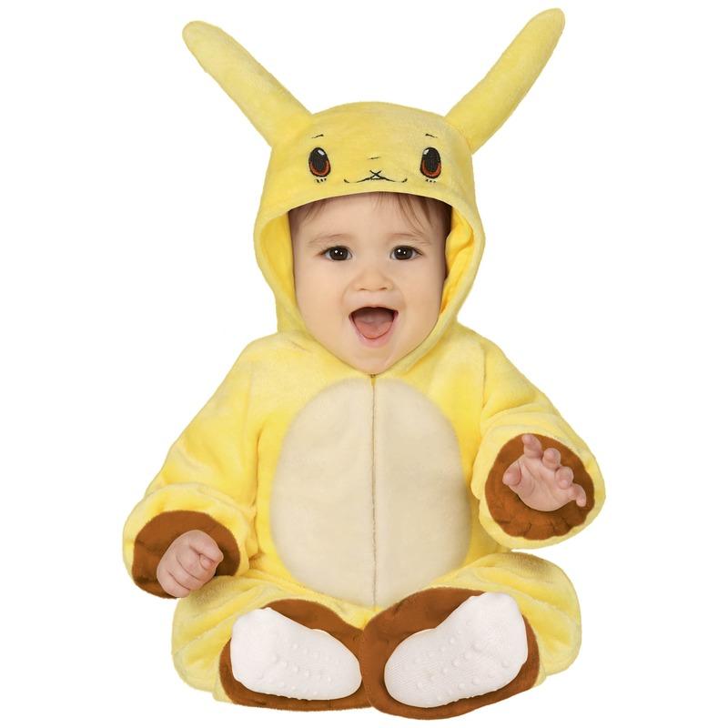 Chinchillas verkleed pakje-onesie voor baby-peuter