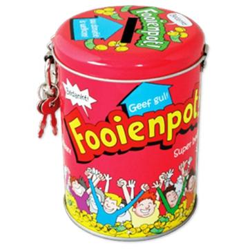 Collectebus Fooien