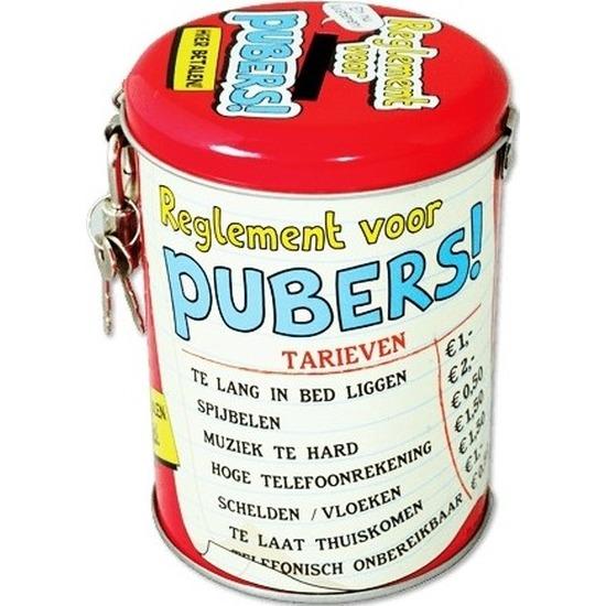 Collectebus Reglement voor Pubers