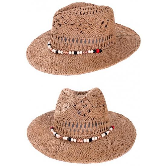 Cowboy hoed Ibiza style