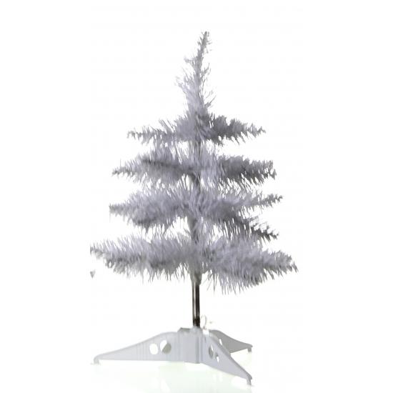 Decoratie kerstboom wit 40 cm