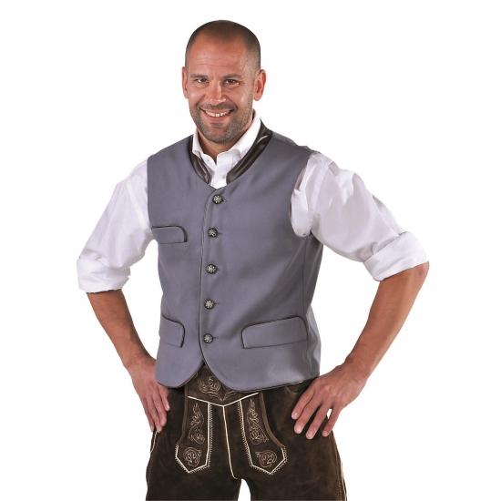 Duitse verkleedkleding vest voor heren