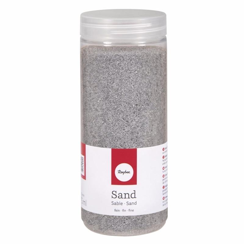 Fijne zandkorreltjes zilver