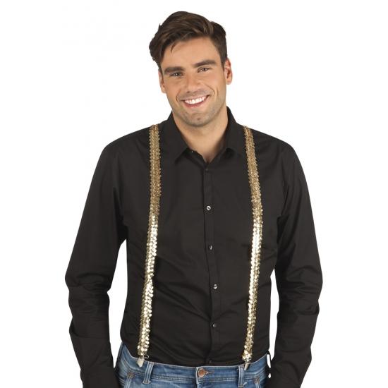 Gouden bretels voor volwassenen
