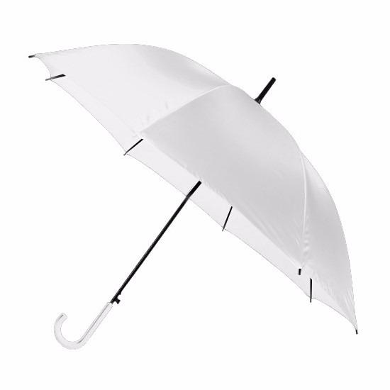 Grote paraplu wit 107 cm