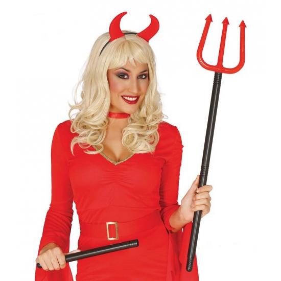 Halloween drietand 110 cm verstelbaar