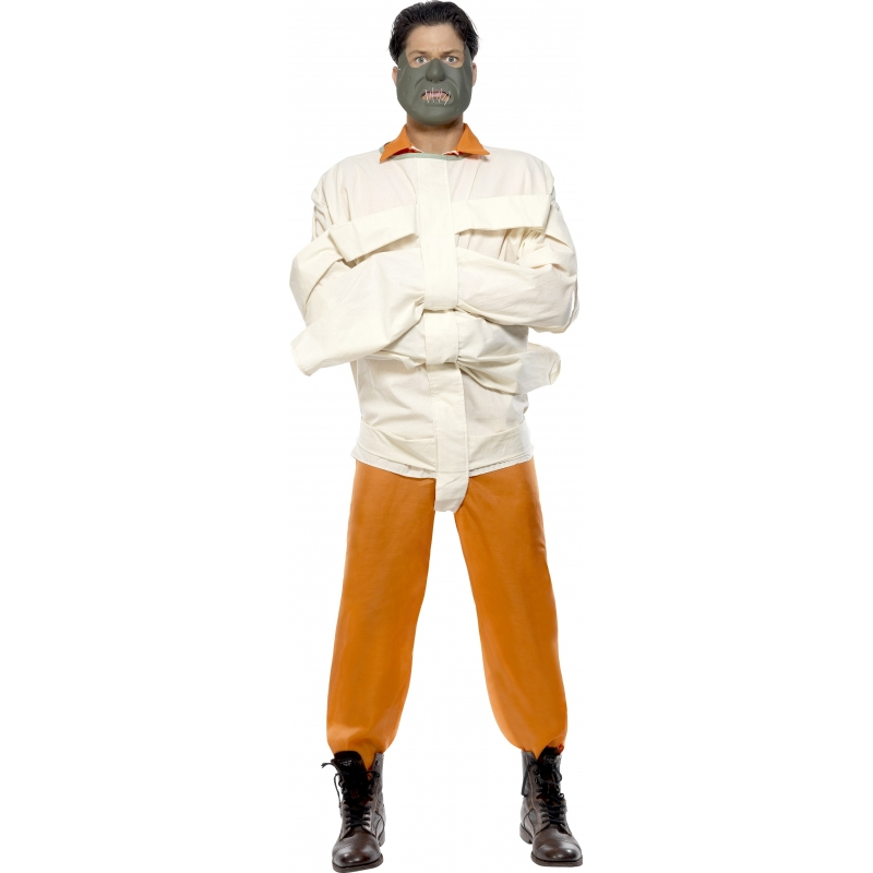 Hannibal Lecter halloween carnaval kostuum