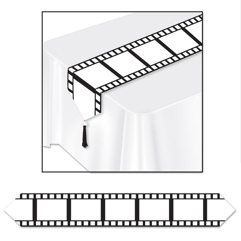 Hollywood thema tafelloper