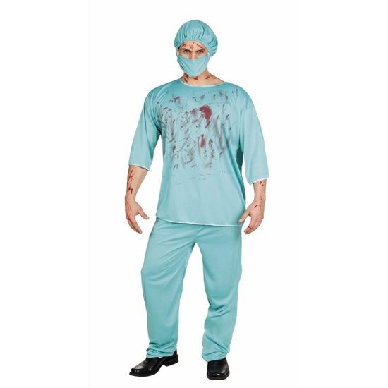 Horror ziekenhuis kostuum voor mannen