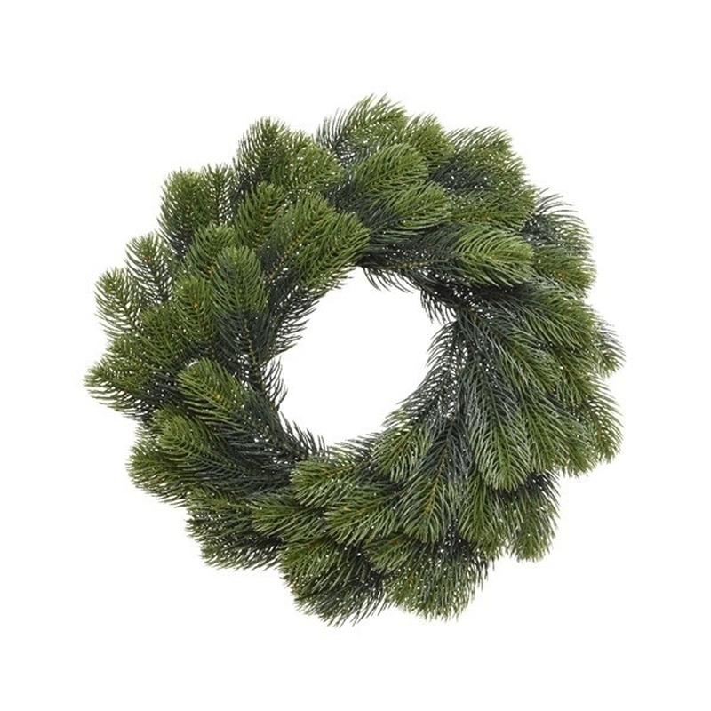 Kerst deurkrans 40 cm