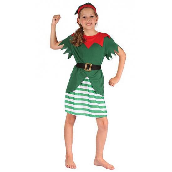 Kerst elf kostuums