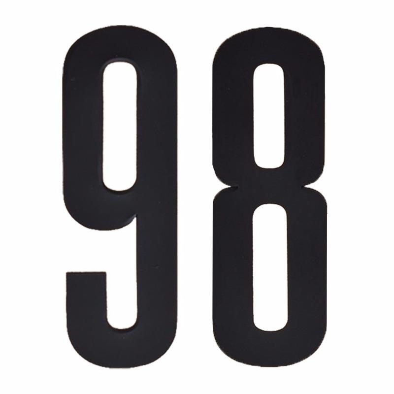 Leeftijd cijfer stickers 98 jaar