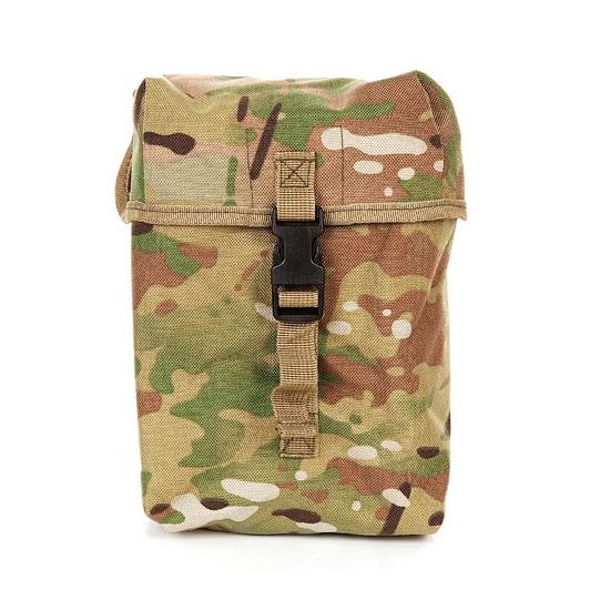 Luxe munitietas bij soldaten kostuum