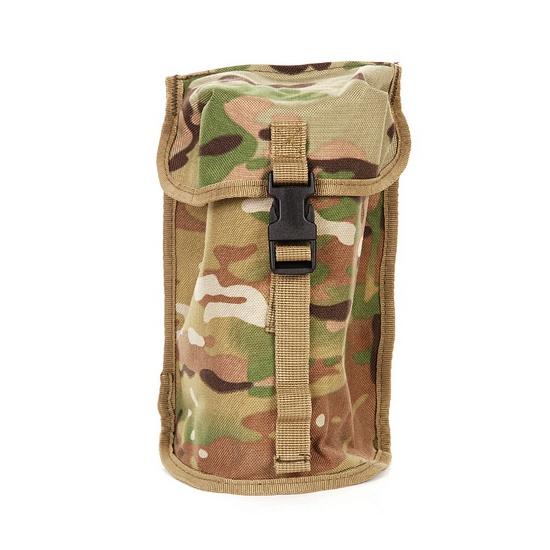 Luxe munitietas klein bij soldaten kostuum
