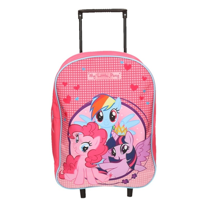 My Little Pony handbagage trolley-koffer 39 cm
