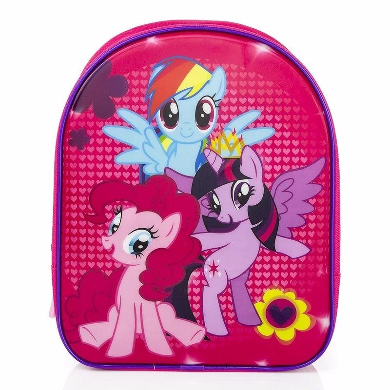 My Little Pony holografische school rugzak
