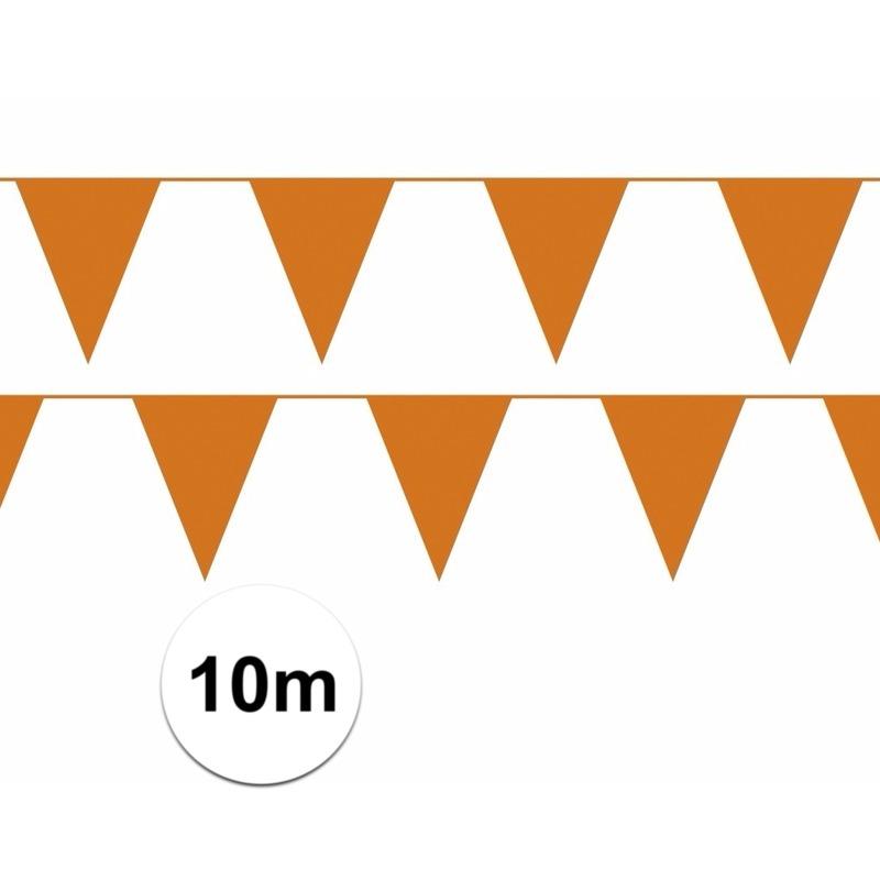 Oranje slinger 10 meter