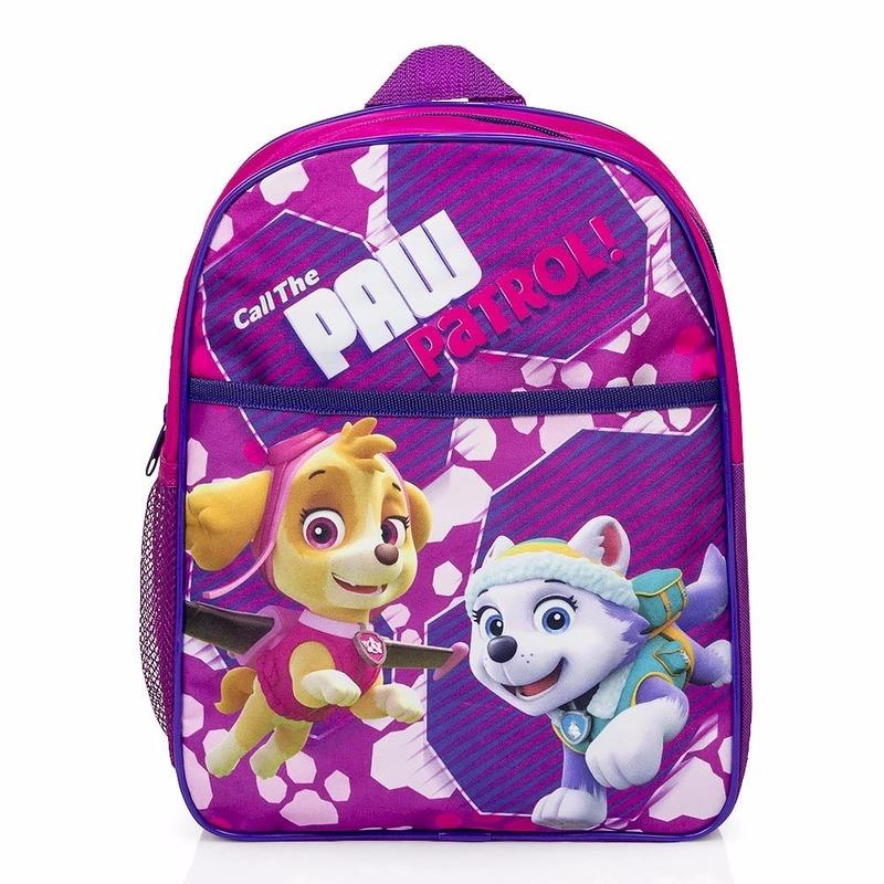Paw Patrol rugzak roze voor meisjes