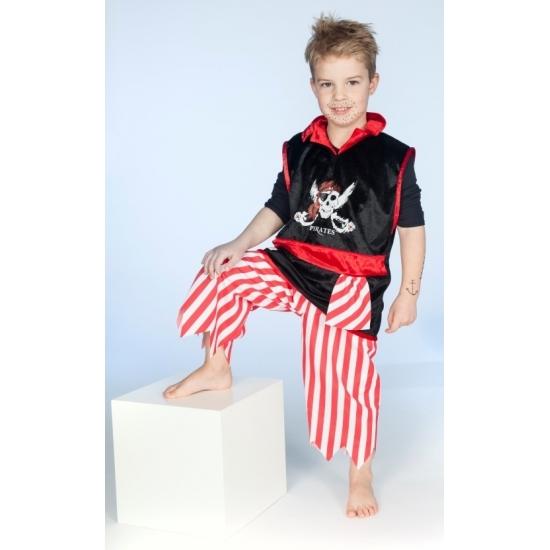 Piraten kostuum Gregg voor jongens