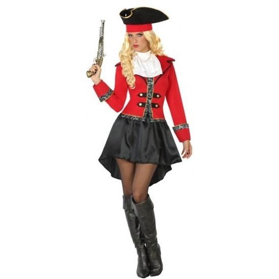 Piraten kostuum Kapitein Grace voor dames