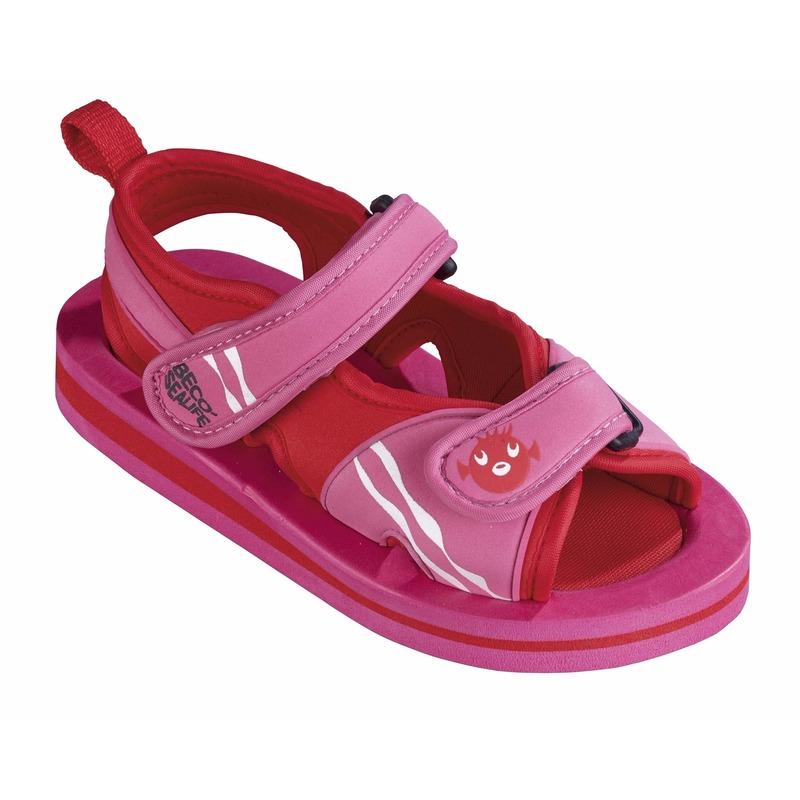 Roze zwemschoenen meisjes baby-peuter