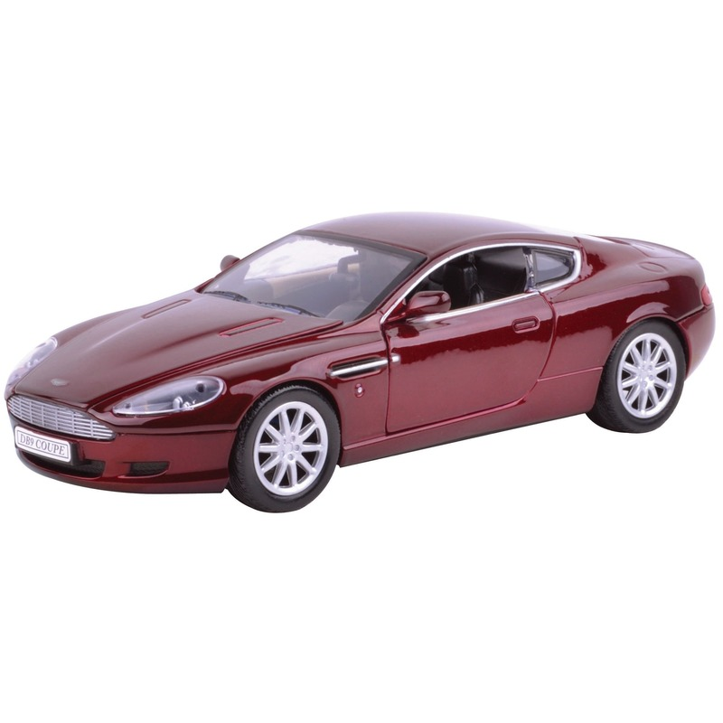 Schaalmodel Aston Martin DB9 1:18