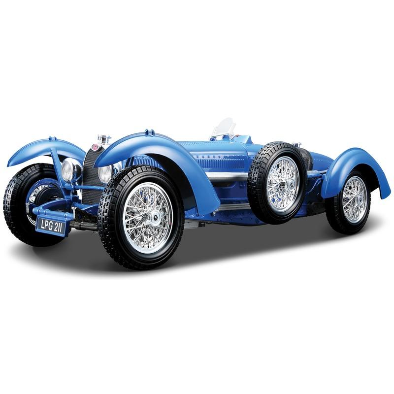 Schaalmodel Bugatti Type 59 1934 1:18
