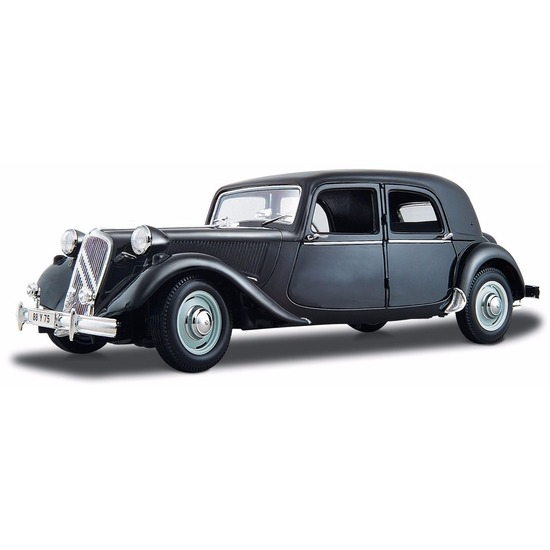 Schaalmodel Citroen Traction Avant 1:18