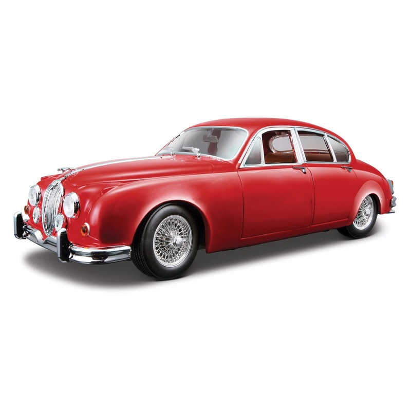 Schaalmodel Jaguar Mark 2 1:18