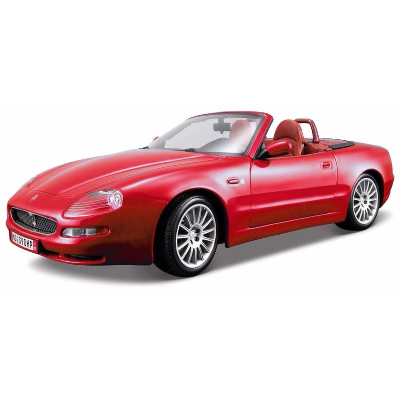 Schaalmodel Maserati GT Spyder 1:18