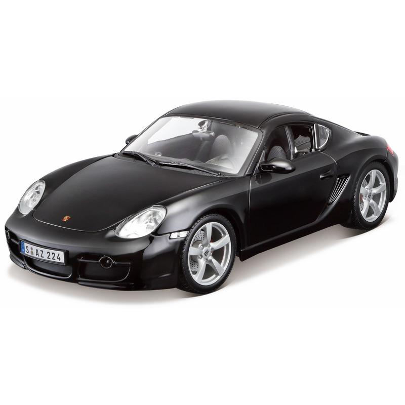 Schaalmodel Porsche Cayman S 1:18