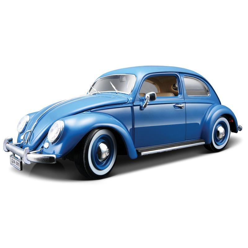 Schaalmodel Volkswagen Kever 1:18