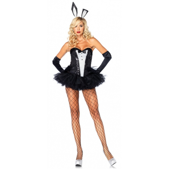 Sexy bunny outfits voor dames
