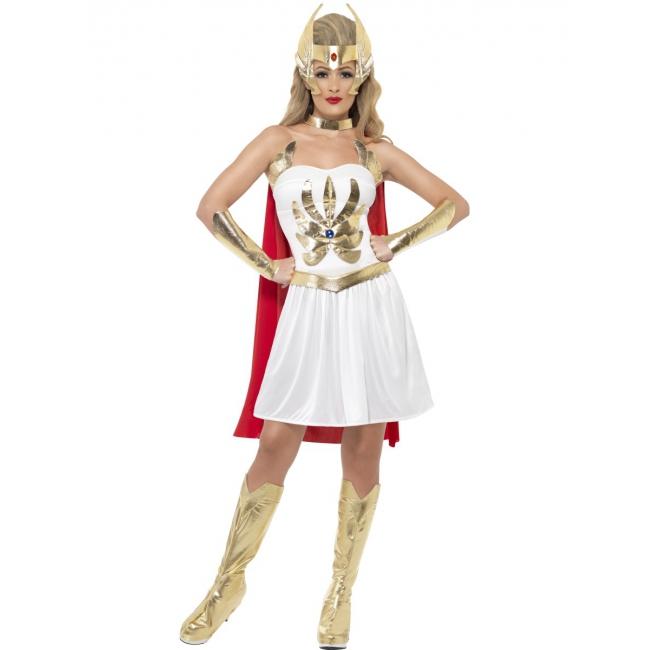 She Ra dames kostuum