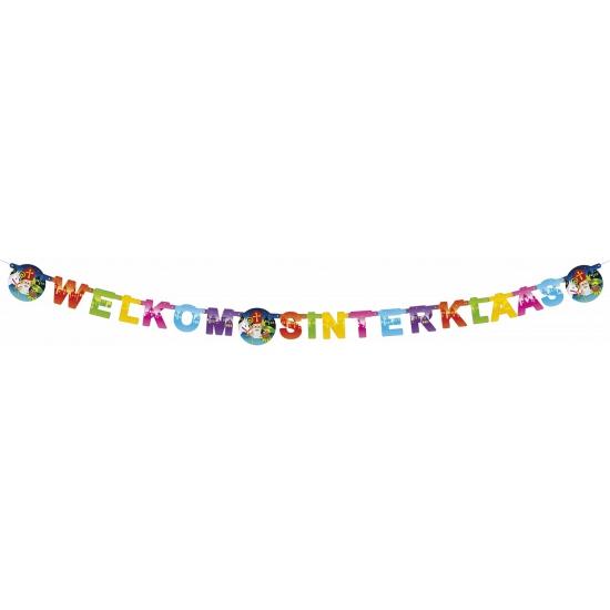 Sinterklaas thema letterslingers