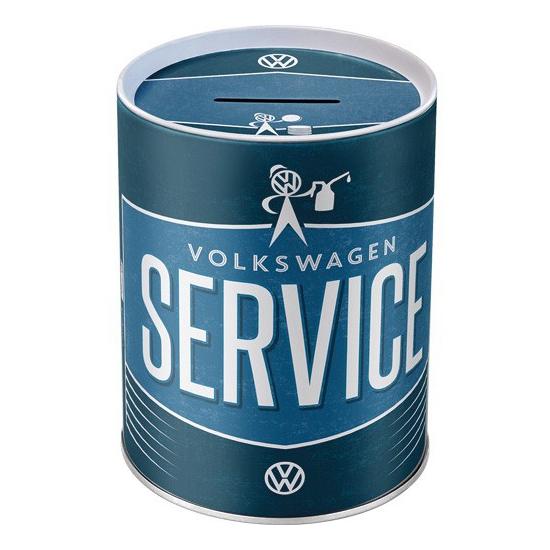 Spaarpot Volkswagen13 cm