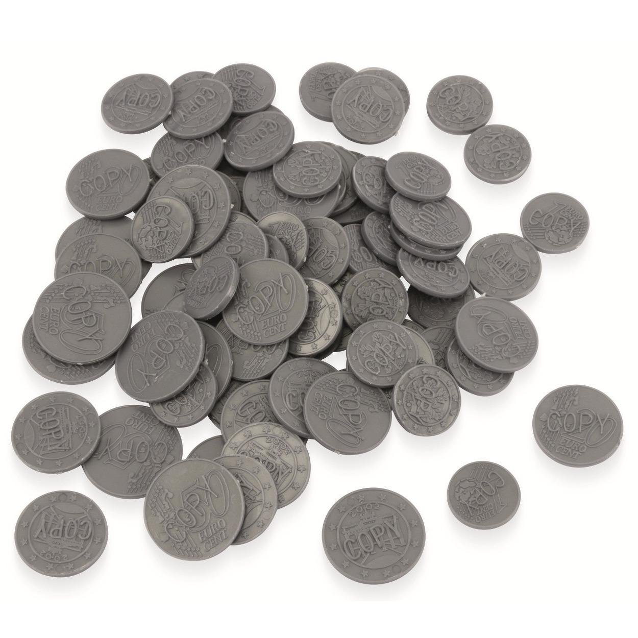 Speelset 100 euro munten