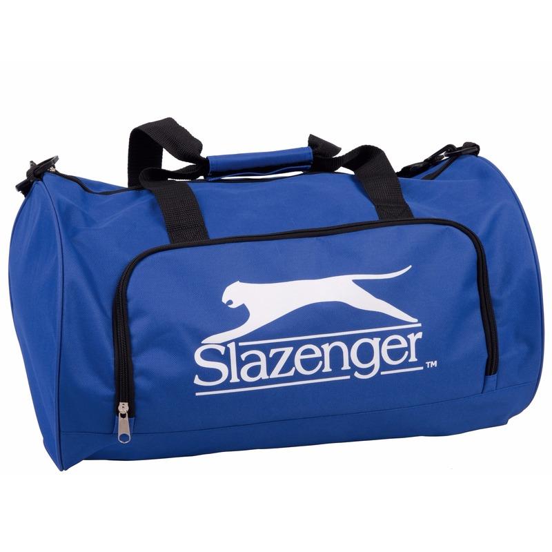 Sportieve reis tas in het blauw 50x30x30 cm