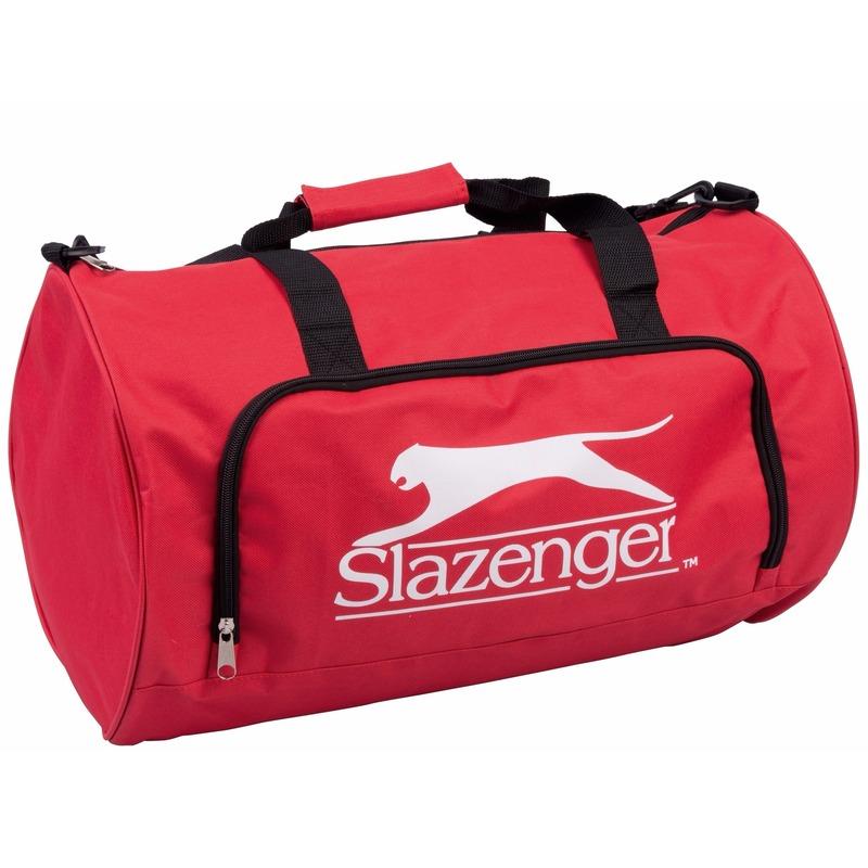 Sportieve reis tas in het rood 50x30x30 cm