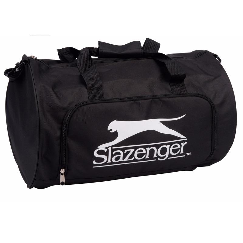 Sportieve reis tas in het zwart 50x30x30 cm