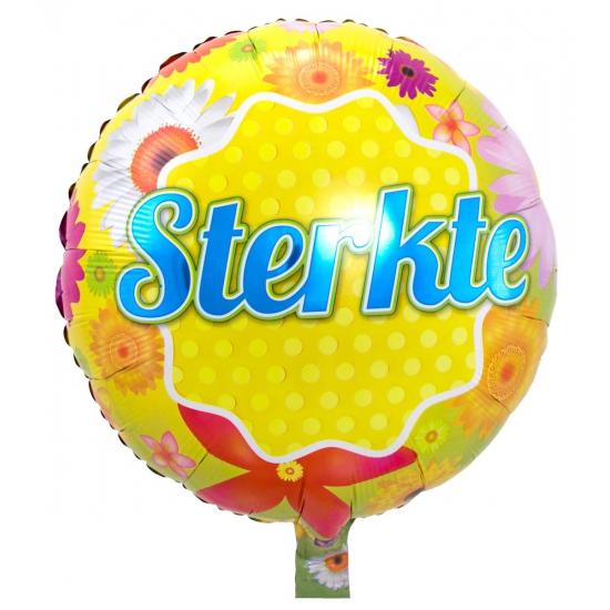 Veel sterkte folie ballonnen