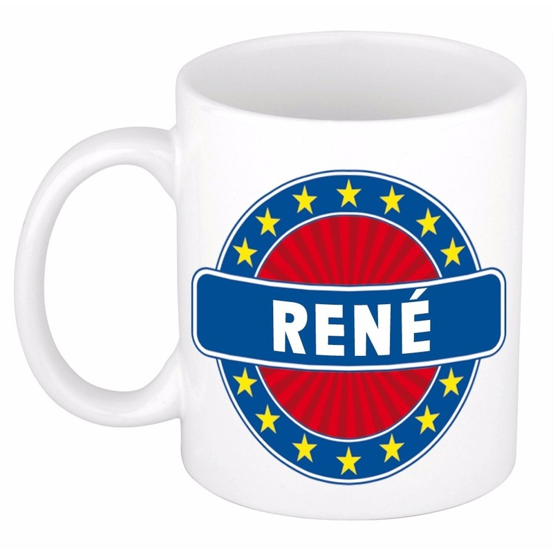 Voornaam Ren? koffie/thee mok of beker